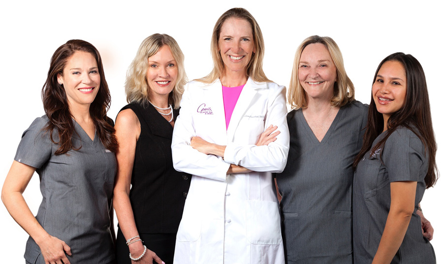 Dr. Lisa Cassileth's Medical Team